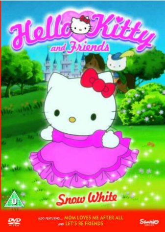 Hello Kitty - Snow White [DVD]