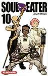 Soul Eater, tome 10  par Ohkubo