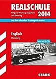 Abschluss-Prüfungsaufgaben Realschule Hamburg / Englisch mit MP3-CD 2014: Mit dem aktuellen Schwerpunktthema. Original-Prüfungsaufgaben und Training mit Lösungen.