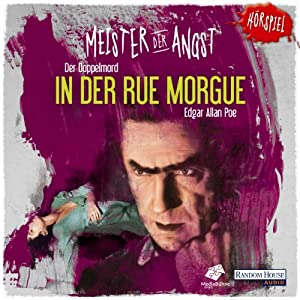 Der Doppelmord in der Rue Morgue (Meister der Angst) Hörspiel