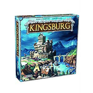 Click to buy Kingsburg Board Game from Amazon!