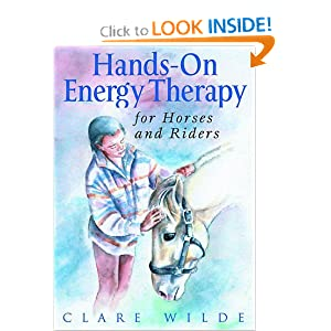 Hands-On Energy Therapy: For Horses and Riders [Hardcover]
