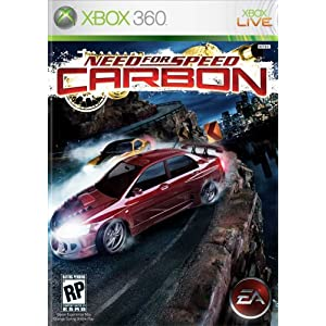 New Xbox games: Need for Speed: Carbon