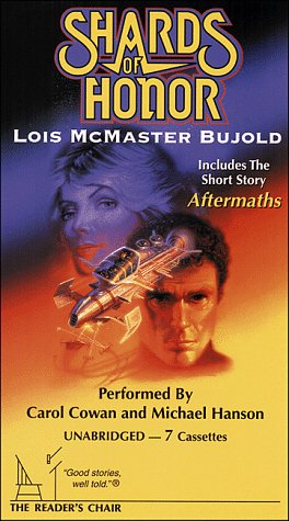 Cordelia Naismith Series - Lois McMaster Bujold