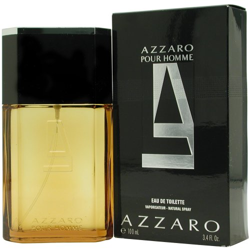 Azzaro By Azzaro For Men. Eau De Toilette Spray 3.4 Ounces