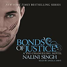 Bonds of Justice: Psy-Changeling, Book 8 Audiobook by Nalini Singh Narrated by Angela Dawe