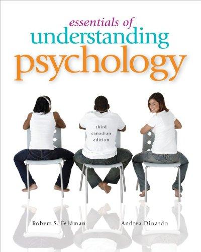 Essentials of Understanding Psychology + CONNECT w/eText