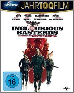 Inglourious Basterds - Jahr100Film [Blu-ray]