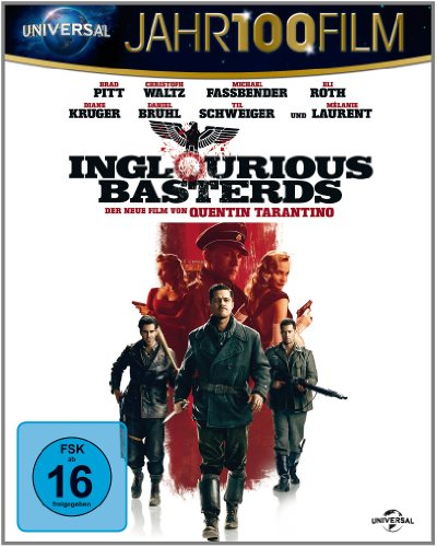 Inglourious Basterds - Jahr100Film [Blu-ray]