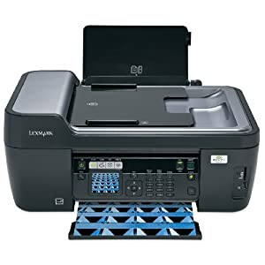  Lexmark Prospect Pro205 review