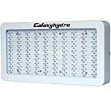 GalaxyhydroTM 300w LED Grow Light Full Spectrum for Greenhouse and Indoor Plant Flowering Growing