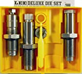 Lee Precision Deluxe .223 3-Die Rifle Set (Grey)