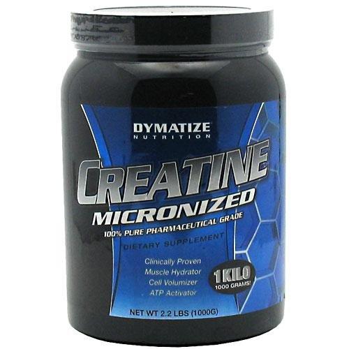 Dymatize Nutrition - Creatine Micronized 1000 G. - 2.2 Lbs.