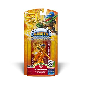 Amazon - Skylanders Giants: Exclusive Flameslinger - $9.99