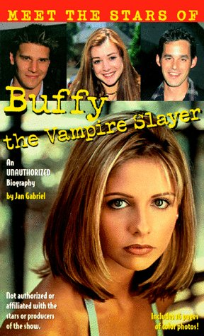 Meet the Stars of Buffy the Vampire Slayer, STEFANIE SCOTT