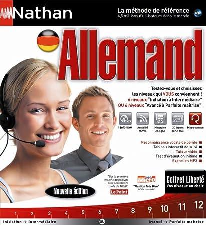 Nathan Allemand, Coffret liberté 2008