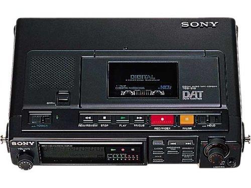 SONY TCD-D10 DAT (ブラック)