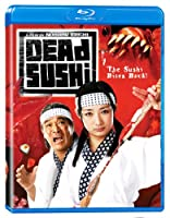 Dead Sushi Blu-ray by First Look Pictures