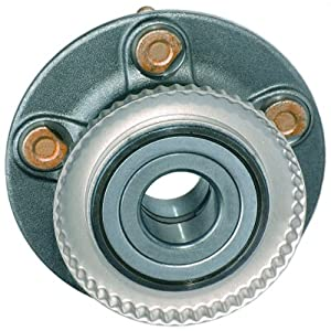 512107 Axle Bearing and Hub Assembly, Ford Taurus, Lincoln Continental, Mercury Sable Rear Non-Driven with ABS