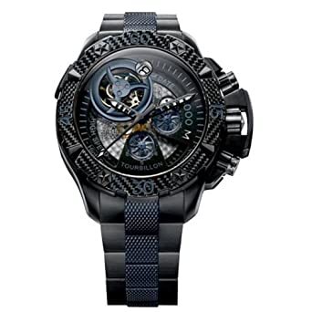 Zenith Men's 96.0529.4035/51.M Defy Xtreme Tourbillon Titanium Chronograph Watch - Save: 40%
