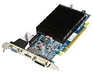 HIS Radeon HD 5570 Silence 1GB (128bit) DDR3 HDMI DL-DVI (HDCP) PCIe 2.1 Video Card H557HO1G