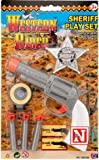 Western Rider Sheriff Playset