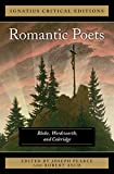 The Romantic Poets Blake, Wordsworth and Coleridge: Ignatius Critical Edition