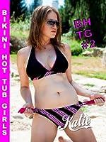 Bikini Hot Tub Girls - Katie