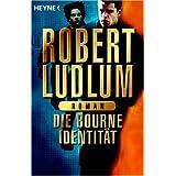 """Die Bourne Identit�t: das Buch zum Filmvon """"Robert Ludlum"""""""