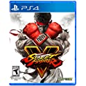 Capcom Street Fighter V for PS4