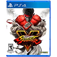 Capcom Street Fighter V for PlayStation 4 Standard Edition