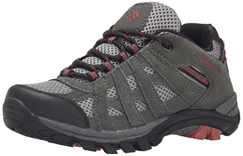 Columbia Youth Redmond Explore Trail Shoe (Little Kid/Big Kid), Grill,  3 M US Little Kid (Kids Hiking Shoes compare prices)
