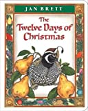 The Twelve Days of Christmas, board book