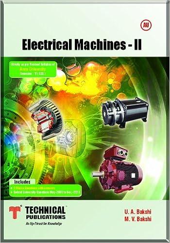 electrical machine 2 book