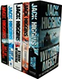 img - for Jack Higgins 5 Books Collection Pack Set RRP:   34.95 (Day of Judgment, East of Desolation, Storm Warnin, Khufra Run, The, Without Mercy) book / textbook / text book