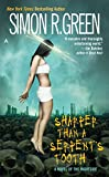 Sharper Than a Serpent's Tooth (Nightside, Book 6)