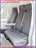 NISSAN VANETTE WATERPROOF VAN SEAT COVERS