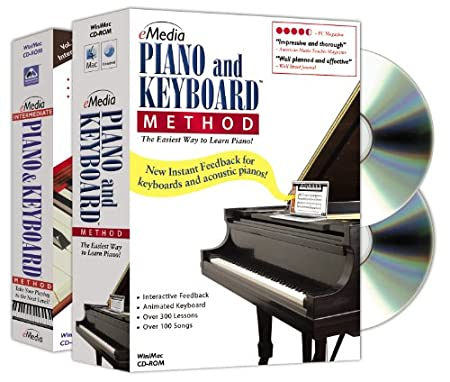 eMedia Piano and Keyboard Method Deluxe v3