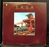 Saga - In Transit - Lp Vinyl Record