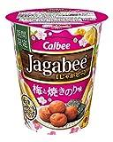 カルビー Jagabee(じゃがビー) 梅と焼きのり味 38g×12個