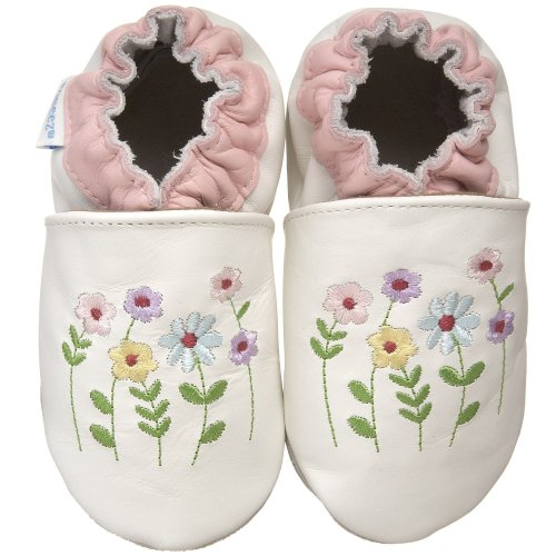 Robeez Soft Soles Kids' Stemmed Flowers Soft Sole