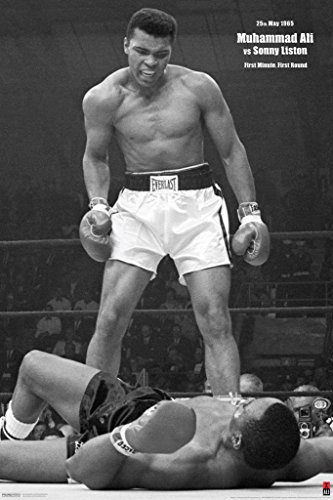 Ali vs Liston First Minute
