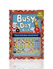 Busy Day Sound Book