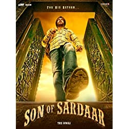 Son Of Sardaar  (Hindi Movie / Bollywood Film / Indian Cinema DVD) 2013