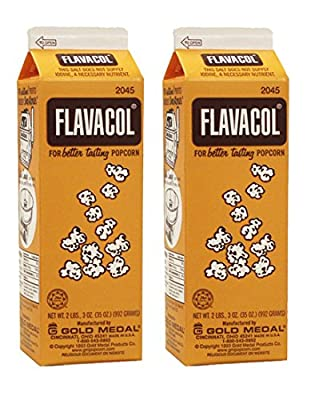 Gold Medal Products 2045 Flavacol Seasoning Popcorn Salt 35 OZ(Pack of 2) from Gold Medal Products
