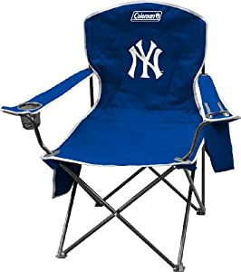 MLB New York Yankees XL Cooler Quad Chair by Coleman