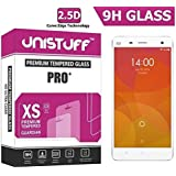 Unistuff™ 9H Surface Hardness PRO+ Tempered Glass For Xiaomi Mi4