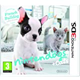 Nintendogs + Cats: French Bulldog & New Friends (Nintendo 3DS)by Nintendo