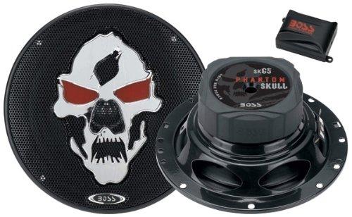 """Boss Audio Sk65 Phantom Skull 400-Watt 2 Way Auto 6.5"""" Component Speaker"""