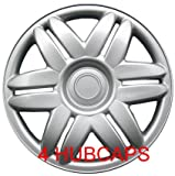 92-04 TOYOTA CAMRY WHEEL COVER SET, 15″ One 4 Covers, w/o logo (1992 92 1993 93 1994 94 1995 95 1996 96 1997 97 1998 98 1999 99 2000 00 2001 01 2002 02 2003 03 2004 04) T260713
